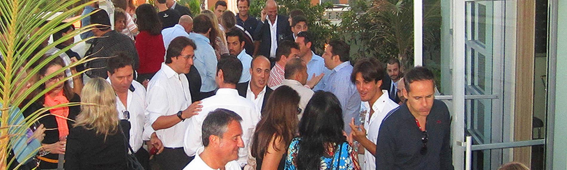 L'Aperitivo italiano en el Hotel Pelican de South Beach