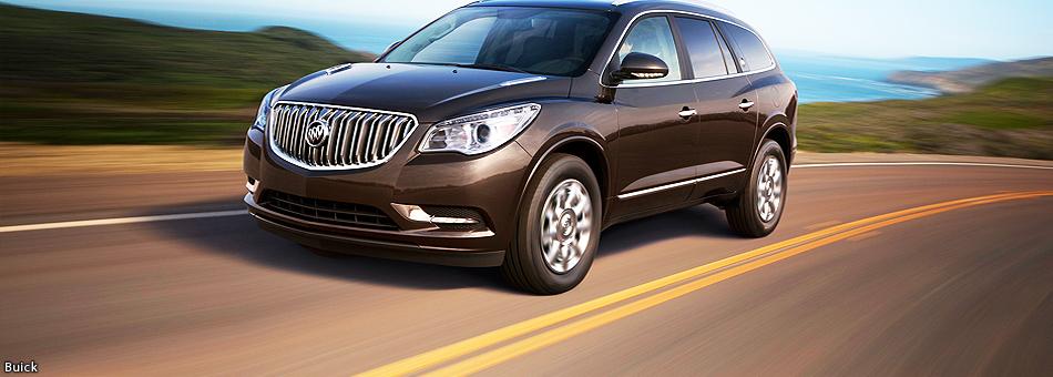 Buick presentó en Nueva York su modelo Enclave para el año 2013