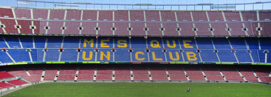 Museo interactivo del Fútbol Club Barcelona
