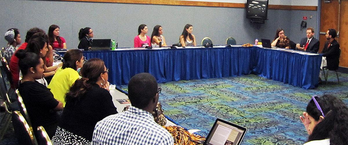 FIU organizó conferencia sobre el periodismo hispano en los Estados Unidos