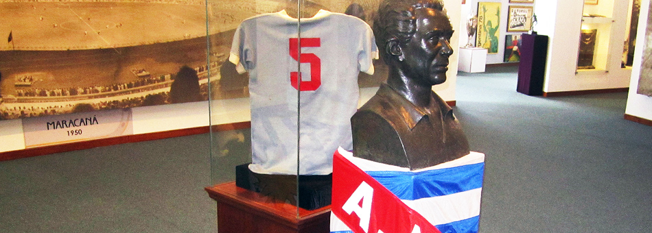 Museo del Fútbol Uruguayo: La historia de la gloriosa celeste