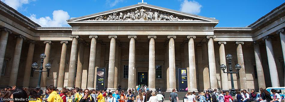 El Museo Británico se renueva año tras año en la ciudad de Londres