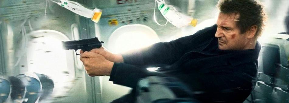 """Acción vertiginosa a bordo de un 767 en """"Non-Stop"""" con Liam Neeson"""
