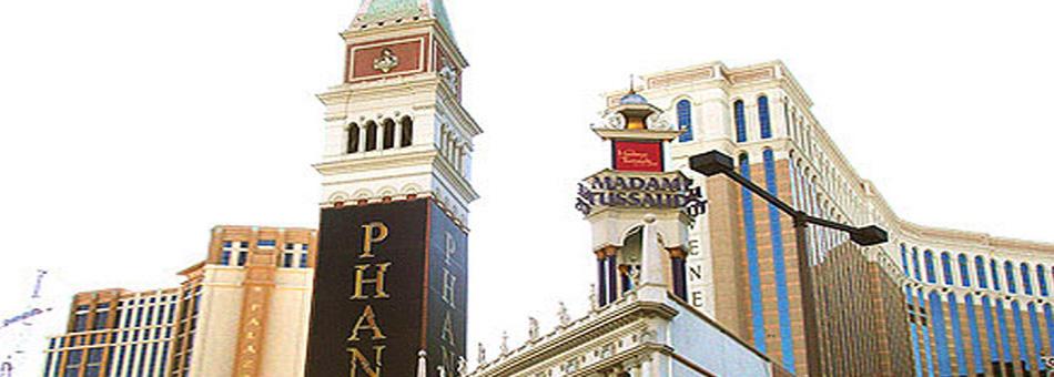 "Las Vegas: El Museo de Cera ""Madame Tussauds"""