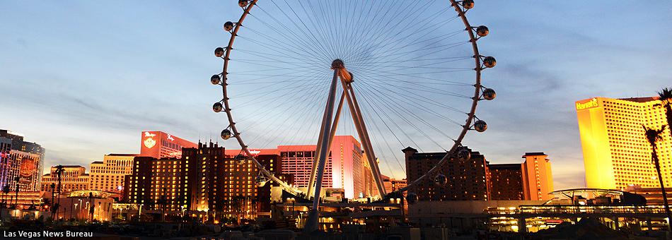 High Roller: la nueva atracción de Las Vegas que impacta por su tamaño