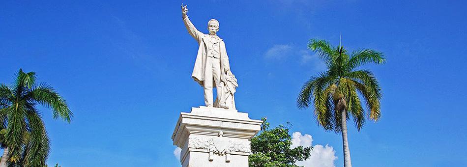 Homenaje a José Martí en Biscayne Bay Campus de FIU