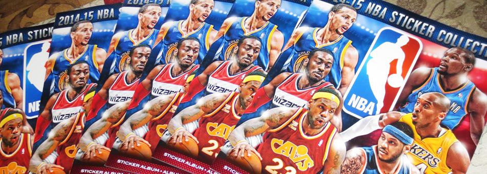 El espectacular álbum de Panini con las grandes estrellas de la NBA