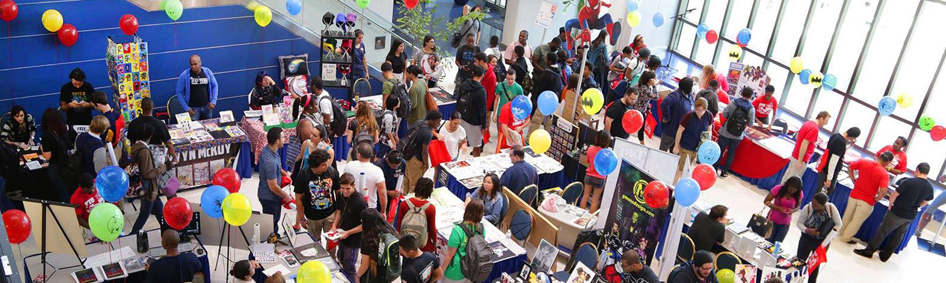 """Tercera edición de """"FIU Comic-Con"""" en Biscayne Bay"""
