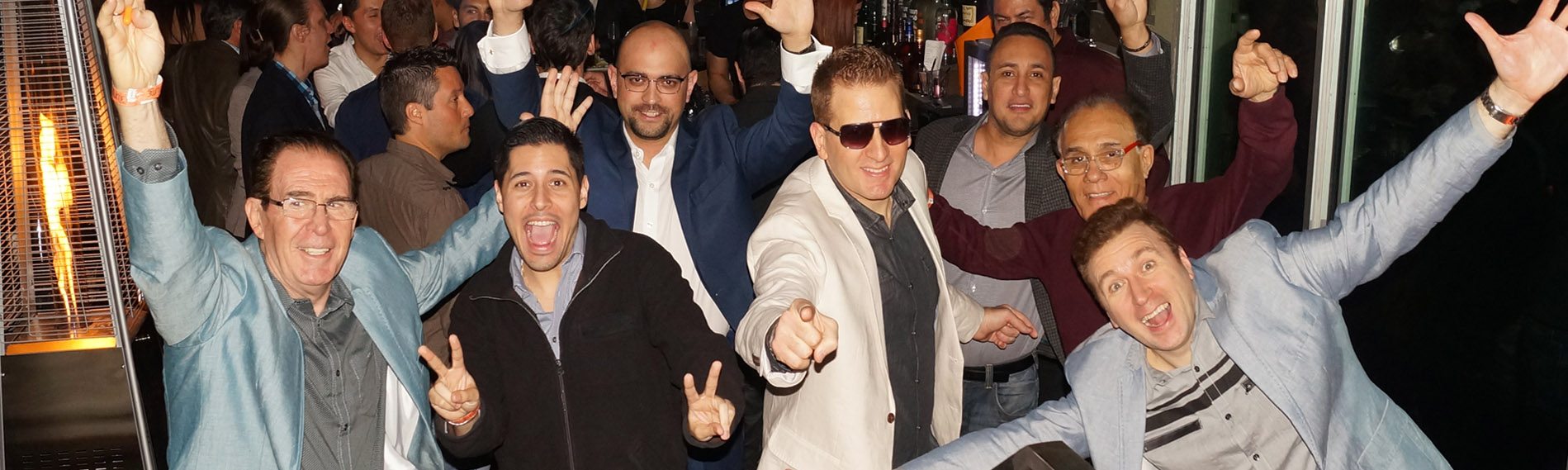 Jorge Ottati celebró en Miami sus 25 años en el periodismo deportivo