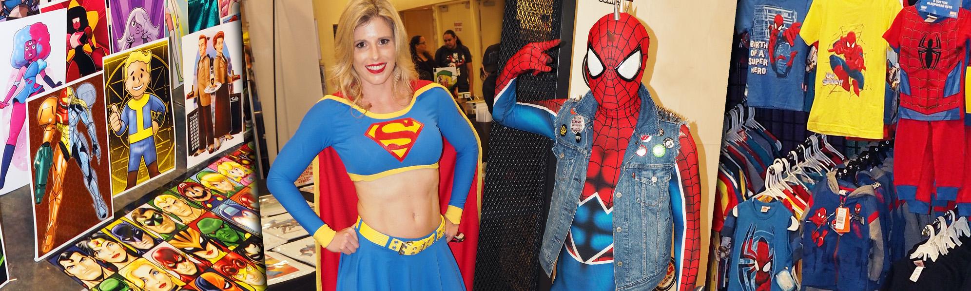 Paradise City Comic-Con en Fort Lauderdale