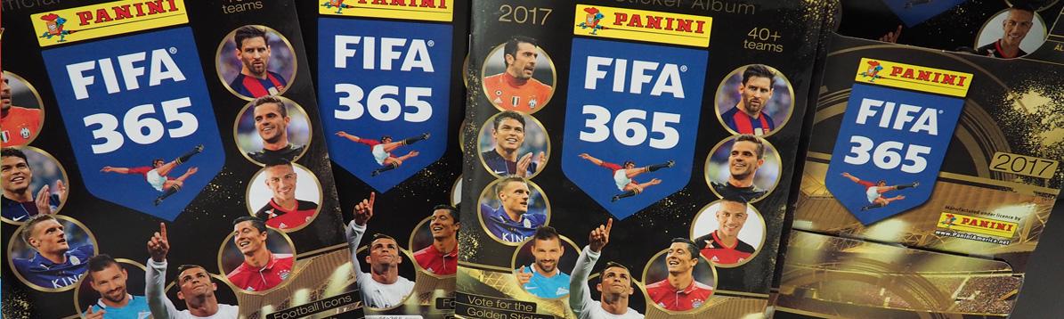 Los mejores del mundo vuelven al álbum FIFA 365 de Panini