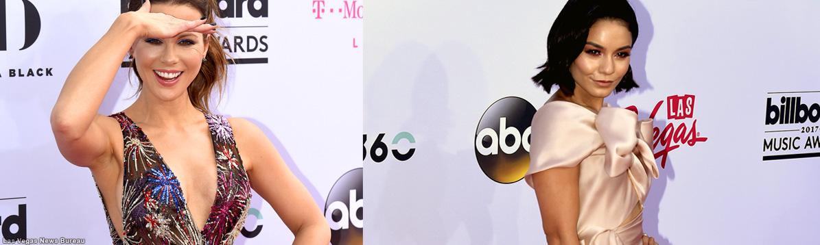 Las grandes estrellas de los Premios Billboard iluminaron Las Vegas