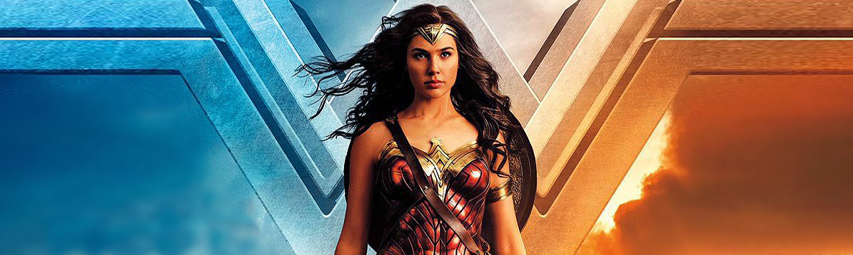 Llegó al cine la princesa amazona: La Mujer Maravilla