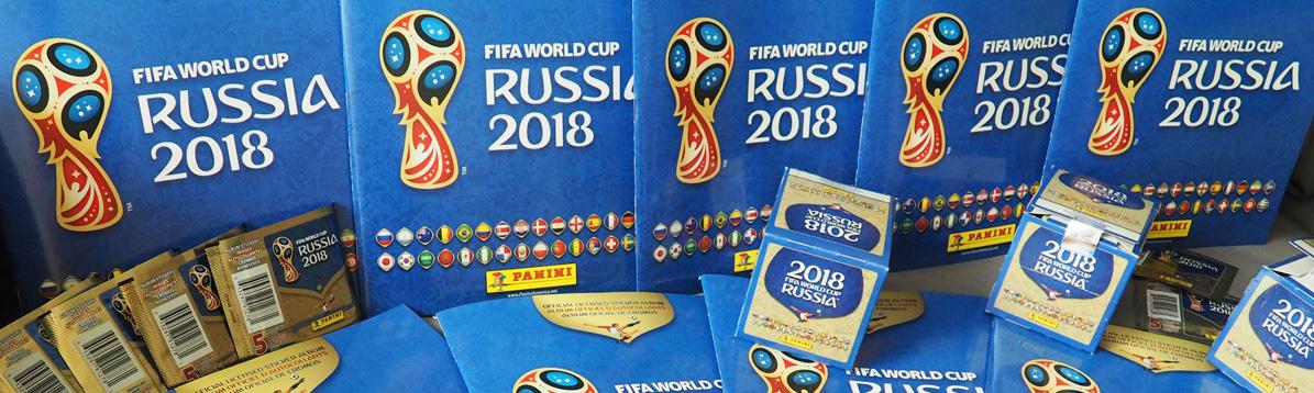 El álbum de Panini es el gran vencedor de la Copa del Mundo Rusia 2018