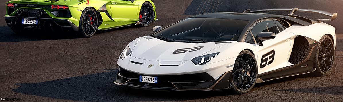 Lamborghini Aventador SVJ es el vehículo deportivo por excelencia