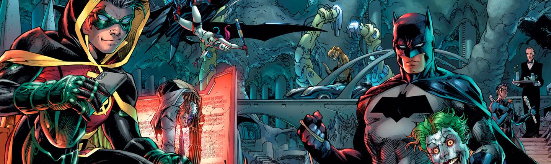 """La revista de Batman """"Detective Comics"""" llega al número 1000"""
