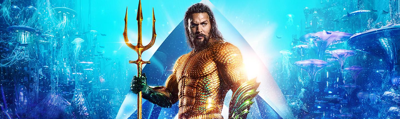 Aquaman: el rey de los siete mares