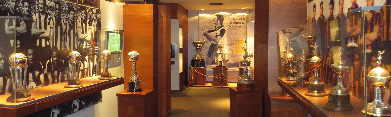 Museo de Peñarol: la historia, la gloria y la mística del Campeón del Siglo