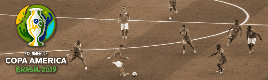 Los grandes maestros de los primeros 50 años de la Copa América