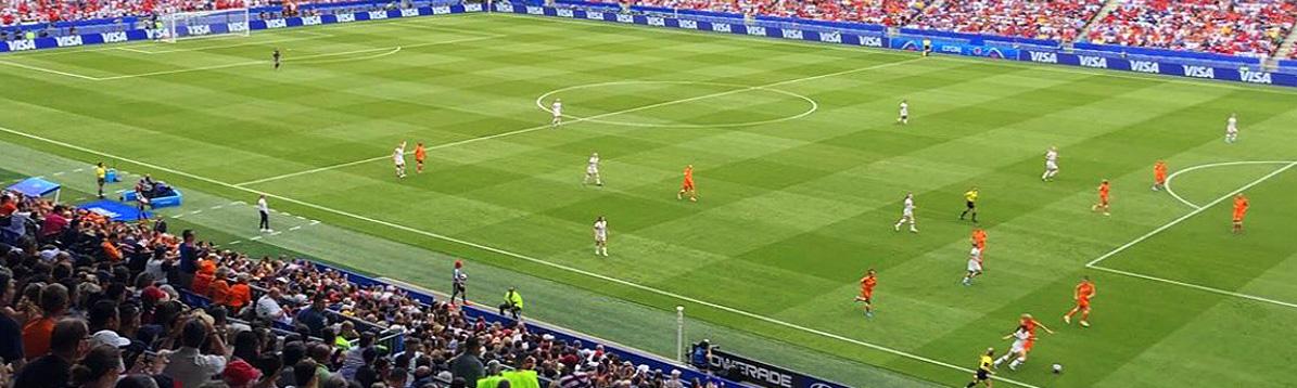 La gran fiesta del fútbol femenino de la FIFA en Francia