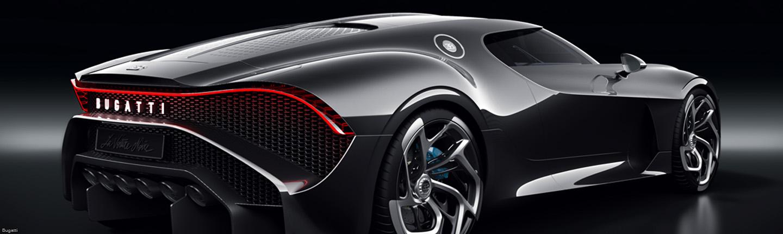 El automóvil más caro del mundo es de Bugatti