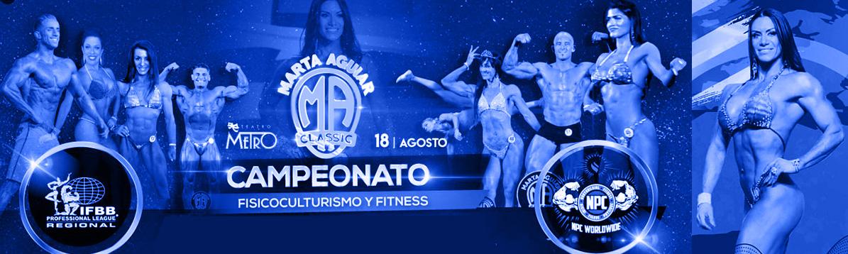 Marta Aguiar triunfó en Tampa y ya piensa en el Olympia